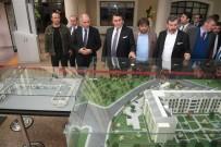 MUSTAFA DÜNDAR - Osmangazi Meydanı'nın Temeli Yazın Atılıyor