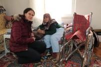 AKÜLÜ SANDALYE - Rukiye Nine'nin Tekerlekli Sandalye Sevinci