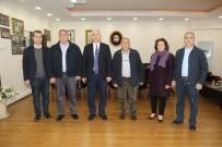 RUMELI - Rumeli Balkan Derneğinden Başkan Görmez'e Teşekkür