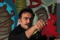 SAVAŞ ÖZDEMİR - 'Sahneden Tuvale' Sergisi 8 Şubat'ta Açılıyor