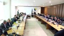 SIRBİSTAN CUMHURBAŞKANI - Saraybosna-Belgrad Otoyol Projesi'nde İlk Adım