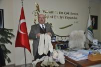 Sarıvelilerli Kadınlardan Afrin'deki Mehmetçiğe Yün Çorap