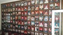 GAZİLER DERNEĞİ - Şehit Yakını Ve Gazilerden Mehmetçik'e Destek