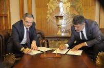 KITAP FUARı - Selçuk Üniversitesinde 1. Konya Kitap Fuarı İçin Protokol İmzalandı