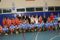 BASKETBOL KULÜBÜ - Şırnak'taki Çocukların Yüzü Spor İle Gülüyor