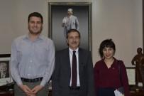 AHMET ATAÇ - Sivil Yaşam Derneği'nden Başkan Ataç'a Ziyaret