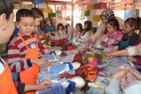 BEZ BEBEK - Sömestr Tatilinde Usta Çırak Oyun Ve Oyuncak Müzesinde Buluştu