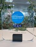MEDINE - TAV'a 'En İyi Havalimanı İşletmecisi' Ödülü