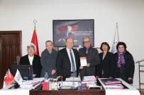 MEHMET ÖZDEMIR - TEMA Vakfı'ndan Başkan Özakcan'a Ziyaret