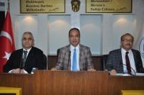 KATKI PAYI - Toroslar'da Şubat Ayı Meclis Toplantısı Yapıldı