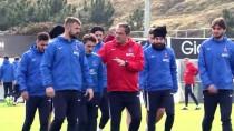 UĞUR DEMİROK - Trabzonspor, Gençlerbirliği Maçı Hazırlıklarına Başladı