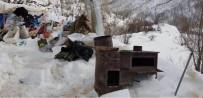 Tunceli'de Bir Sığınak İmha Edildi