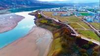 Tunceli'nin Çehresi 'Kıyı Düzenleme' Projesi İle Değişiyor
