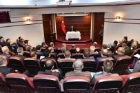 HASAN KARAHAN - Vali Karahan Kaliteli Hizmet İçin Kurumlar Arası Koordinasyona Dikkat Çekti