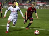 OĞUZHAN ÖZYAKUP - Ziraat Türkiye Kupası Açıklaması Gençlerbirliği Açıklaması 0 - Beşiktaş Açıklaması 1 (Maç Sonucu)