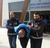 TELEFON KILIFI - 21 Farklı Adreste Hırsızlık Yapan İki Şahıs  Tutuklandı