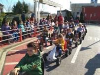 TRAFİK KURALLARI - 60 Bin Genç Güvenli Yarınlar İçin Pedal Çevirdi