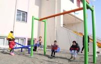 BÜROKRASI - Adıyaman Üniversitesi Kreşine Yeni Oyun Grupları Yerleştirildi
