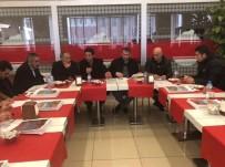 KÜMBET - Ağrı'da Amatör Ligi Play-Off Maçları 18 Şubatta Oynanacak
