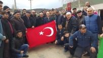 HASAN YAMAN - Ahıska Türkleri Mehmetçiklerimiz İçin Mevlit Okutup Dua Ettiler