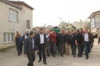 SARıLAR - AK Parti İlçe Sekreteri Hacer Erçetin Son Yolculuğuna Uğurlandı