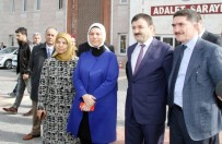 RAVZA KAVAKÇI KAN - AK Parti'li Ravza Kavakçı Kan, Başbakanın Müdahil Olduğu FETÖ Davasını İzledi