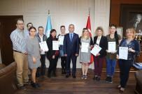 MEHMET ÖZER - ALKÜ'de AB Projesi 5 Ülkenin Katılımıyla Start Aldı