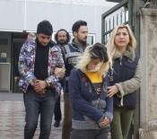 KAZIM ÖZALP - Antalya'da Motosikletli Gaspçı Sevgililer Yakalandı
