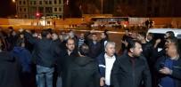 ÖĞRENCİ SERVİSİ - Araçlarına İcra Konulan Araç Sahipleri Durumu Tepki Gösterdi