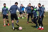 KAYACıK - Atiker Konyaspor, Galatasaray Maçına Hazır