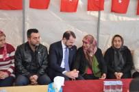 FEVZI ŞANVERDI - Bakan Albayrak Reyhanlı'da Şehit Ailelerini Ziyaret Etti
