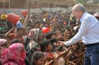 SEVGİ KURTULMUŞ - Bakan Kurtulmuş, Bangladeş'te Arakanlı Müslümanların Kaldığı Kampları Ziyaret Etti