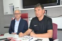 FUTBOLCU TRANSFERİ - Balıkesirspor Baltok Kulüp Başkanı Remzi Boncuk'tan TFF'ye Maç Günü Sitemi