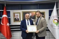 İŞ İNSANLARI - Başkan Ay Genç MÜSİAD Yönetimini Ağırladı
