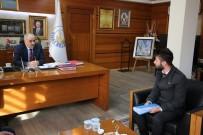 ARAŞTIRMACI - Başkan Aydın,'Gençler Ölü Balık Gibi Olmamalı'