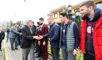 GENÇLİK MECLİSİ - Başkan Karaosmanoğlu Gençlik Meclisi'ni Ziyaret Etti