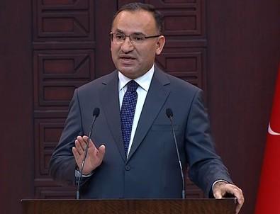 Bekir Bozdağ'dan Kılıçdaroğlu'na cevap