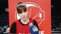 KADIN BASKETBOL TAKIMI - 'Belarus İle Liderlik Maçına Çıkacağız'