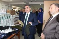 CENGIZ ERDEM - Belediye İle Hayatcan'dan 'Mehmetçiğimiz Üşümesin' Diye Kampanya
