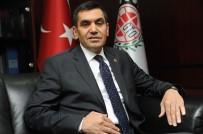 GAZIANTEP TICARET ODASı - Beyhan Hıdıroğlu, Antep'e 'Gazi' Unvanı Verilişinin 97. Yıl Dönümünü Kutladı