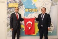 YUSUF ÖZDEMIR - Beyşehir'den Mehmetçik İçin Anlamlı Kampanya
