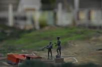 ANİMASYON - Büyük Taarruzu Anlatan Arazi Maketi Yapıldı