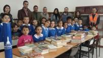 KIRAZLı - Büyükşehir Çalışanlarından Köy Okuluna Kitap Desteği