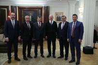 ÖZCAN ULUPINAR - Çaturoğlu Zonguldak'ın Taleplerini İçişleri Bakanı Soylu'ya İletti