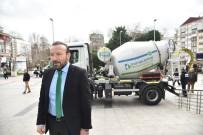 EKOLOJIK - Çevreci Beton Mikserleri Türkiye'de İlk Olarak İzmit'te Kullanılıyor