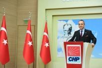 BASIN ÖZGÜRLÜĞÜ - CHP'li Tezcan Açıklaması 'İnternet Medyasına Sansür Getirme Peşindeler'