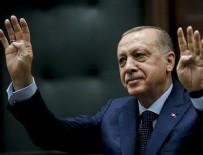 İSLAM DÜNYASI - Cumhurbaşkanı Erdoğan 'Kudüs Gençlik Başkenti' onursal başkanı seçildi
