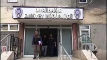 SEYRANTEPE - Diyarbakır'da Otomobil Hırsızlığına Yönelik Operasyon