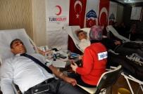 FEDERASYON BAŞKANI - Diyarbakırlılardan Mehmetçik İçin Kan Bağışı