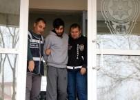 AYAKKABICI - Dükkanlara Dadanan Şüphelilerden Biri Yakalandı